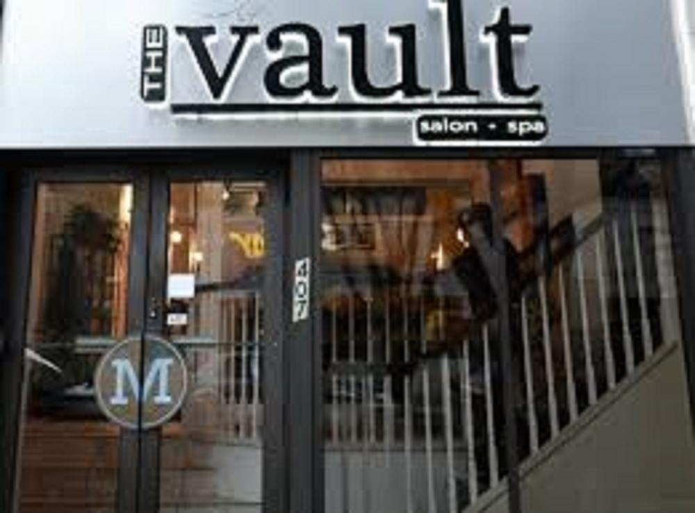 Girls Night Out at the Spa for Two at The Vault