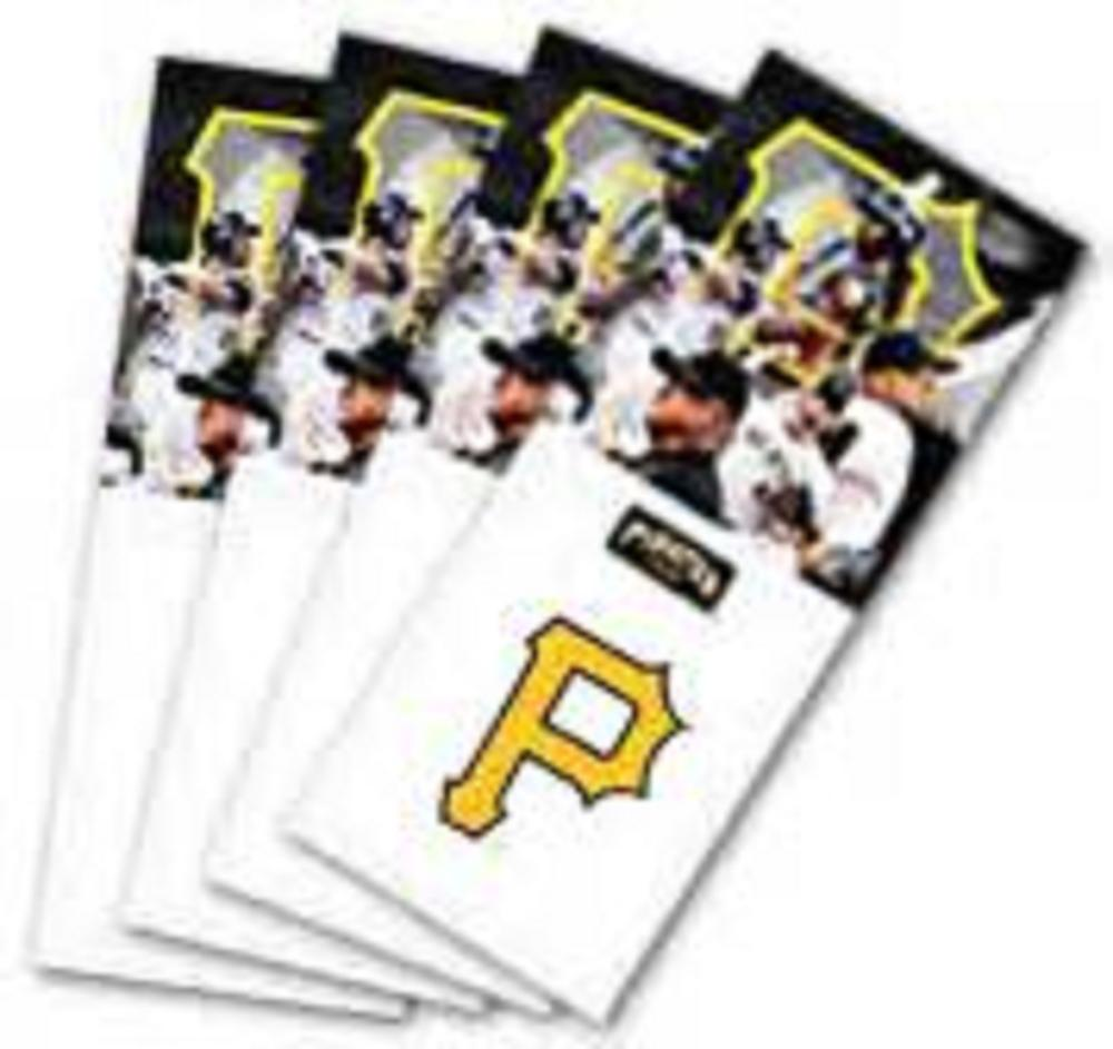 4 Pirates Tickets and a Parking Pass