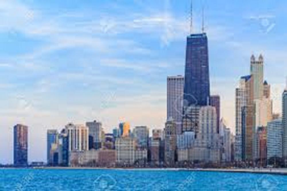 Chicago:  3 days and 2 nights in a luxury hotel in Chicago for 2 including a Wrigley Field Rooftop experience