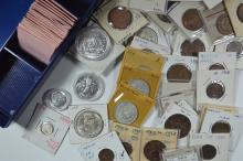 A Mexican Coinage Inventory Lot