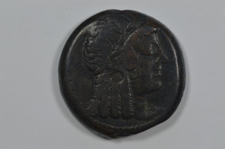 Kings of Egypt. Ptolemy VIII Euergetes (145-116 BC). AE 31.