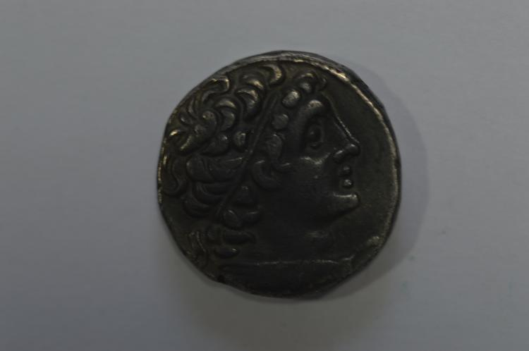 Kings of Egypt. Ptolemy XII Neos Dionysos, first reign (80-58 BC). Silver Tetradrachm.