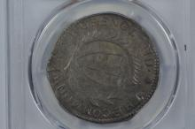 Great Britain 1653 Commonwealth Half Crown (S-3215). PCGS AU53