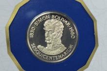 Panama 1980 Gold 150 Balboa (.1233 oz AGW). Gem Br. Proof