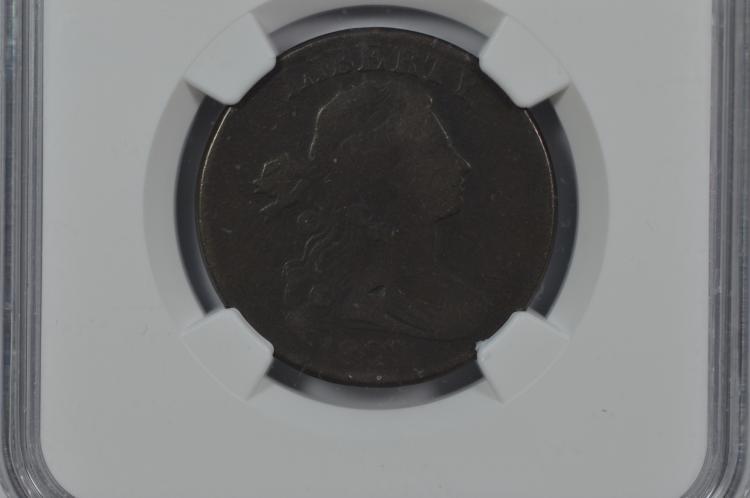 1c 1801 100/000 Reverse, S-221. NGC VG8 BN.