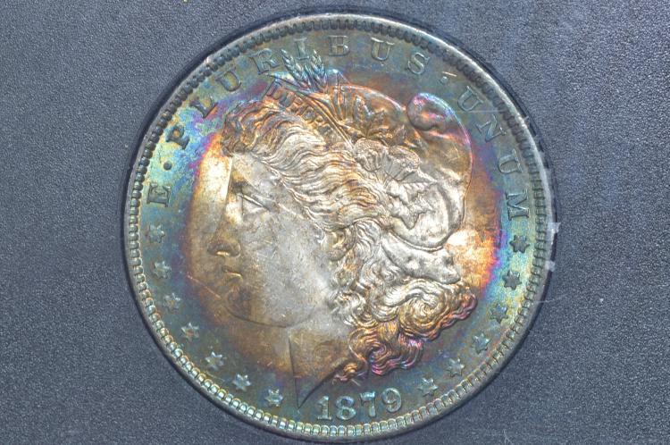 $1.00 Silver 1879 BU