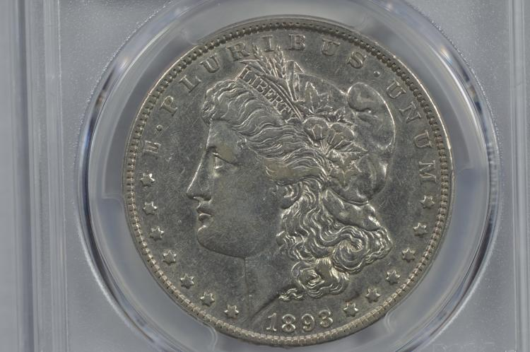 $1.00 Silver 1893 VAM-4