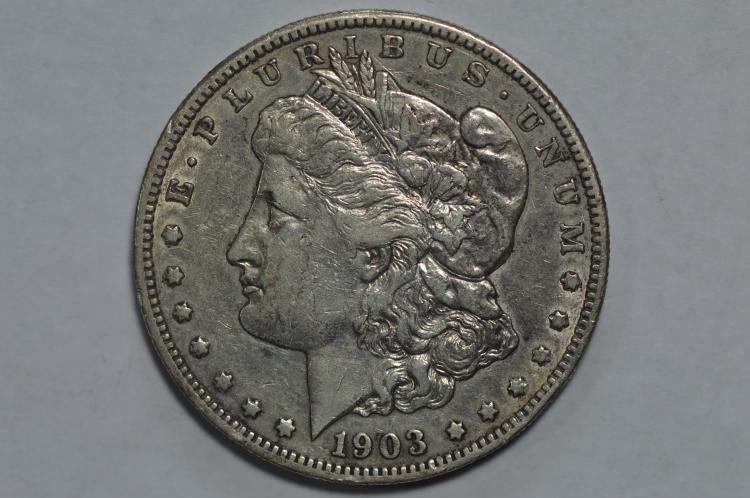$1.00 Silver 1903-S