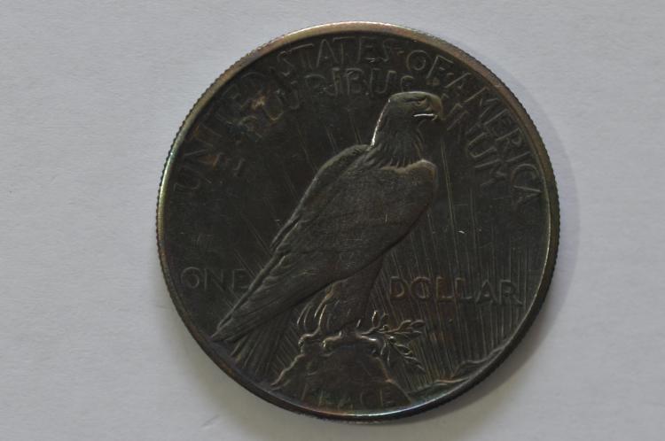 $1.00 Silver 1928 A strong VF