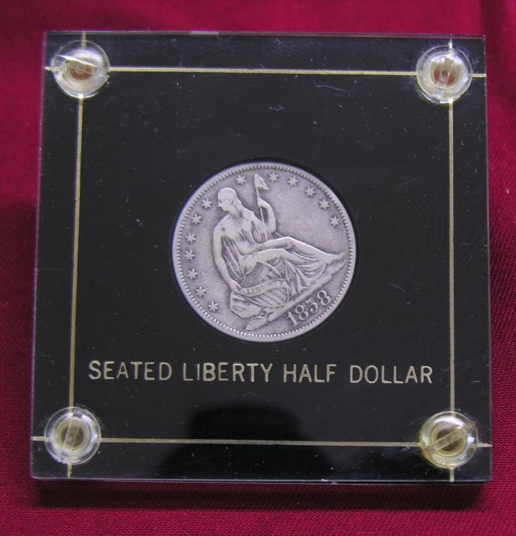 50c 1858