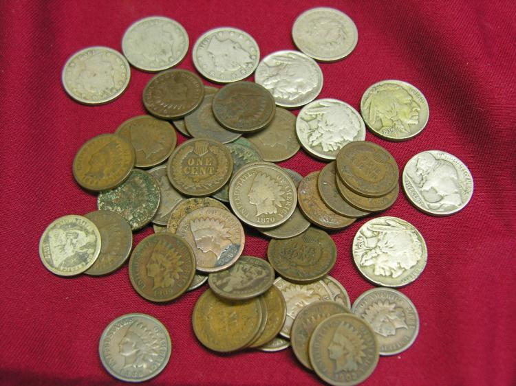 Buffaloes, Indians, Seated Liberty Dimes and more