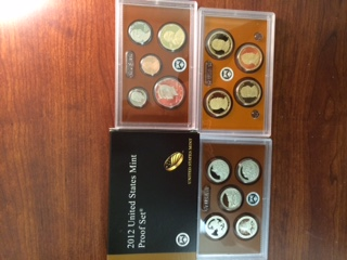2012 U.S. Proof Set