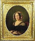 Aimée Brune (1803-1866).   Dimensions: 0m80 x 0m60