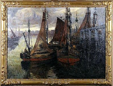 Jan Maes (1876-1974).