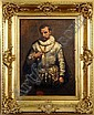 Artwork by  Emile Charles Wauters (1846-1933)., Emile Wauters, Click for value