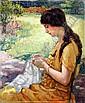 Edmond Doumont (1879-1954)., Edmond Doumont, Click for value
