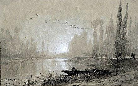 Michel Bouquet (1807-1890).