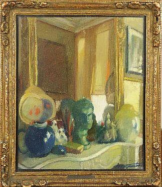 Georges van Zevenberghen (1877-1968).