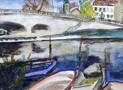 Marthe Guillain (1890-1974).