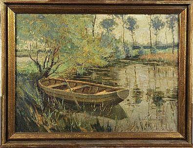 Pieter Stobbaerts (1865-1948). Dimensions: 0m44 x
