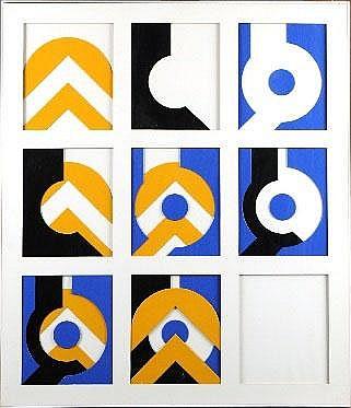 Jean Pierre Maury (1948). Dimensions: 0m80 x 0m68