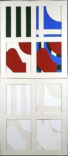 Jean Pierre Maury (1948). Dimensions: 1m83 x 0m80
