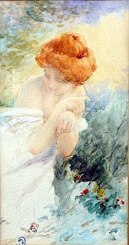 Louis Baues (1864-1937).