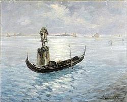 Albert Zamarra (1898). 0m80 x 1m00