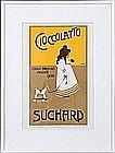 Laskoff Franz   Suchard. Lithographie originale. 1914. Provenance: The R