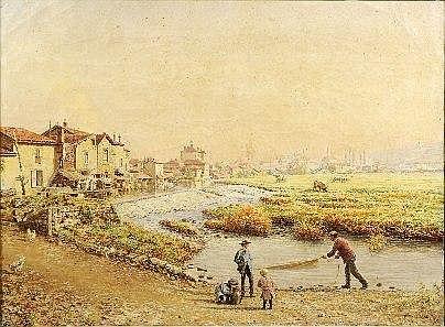 Firmin Girard (1838 - 1921).