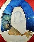Pol Mara (1920-1998).    Dimensions: 1m62 x 1m30