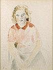 Kurt Lewy (1898-1963).    Dimensions: 0m58 x 0m44