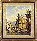 Victor Carabain (1863-1942). Dimensions: 0m70 x