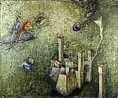 Raffi Kaiser (1931). Dimensions: 1m16 x 1m40