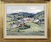Luc De Decker (1907-1982). Dimensions: 0m40 x 0m50
