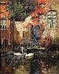 Alfred Van Neste (1874-1969). Dimensions: 0m45 x, Alfred Joseph Auguste van Neste, Click for value