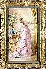 Agapit Stevens (1849-1917). Dimensions: 0m80 x