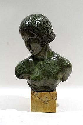 Maurice De Korte - Sculpteur belge, Bruxelles