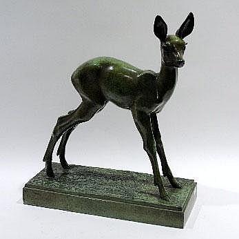 Raymond de Meester de Betzenbroeck - Sculpteur