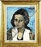 Ramon Aguilar More (1924). Dimensions: 0m46 x 0m39, Ramón Aguilar Moré, Click for value