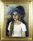 Ramon Aguilar More (1924-). Dimensions: 0m65 x