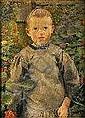 Léon Frédéric (1856-1940). Dimensions: 0m60 x 0m43, Leon Frederic, Click for value