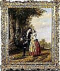 Henri Dillens (1812-1872). Dimensions: 0m70 x 0m60