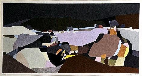 Jean-Pierre Lermite (1920-1976). Dimensions: 0m43