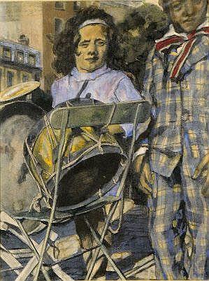 Joseph Verdegem (1897-1957). Dimensions: 0m60 x