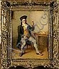 Jean-Baptiste Madou (1796-1877). Dimensions: 0m33, Jean-Baptiste Madou, Click for value