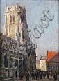 Ludovic Janssen (1888-1954). 0m35 x 0m25, Ludovic Janssen, Click for value