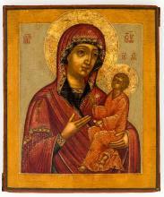 Mother of God Tichvinskaya