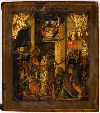 Appearance of the Mother of God to St. Sergius of Radonezh