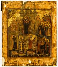 Mother of God Pokrov